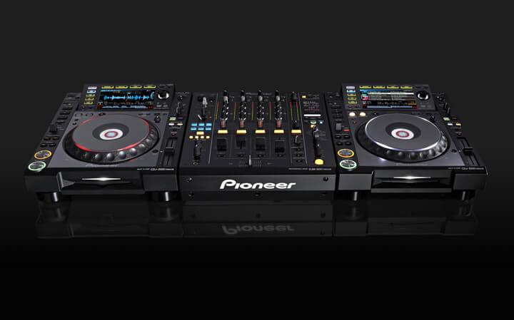 pioneer dj nexus